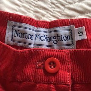 Norton McNaughton Shorts - Vintage Norton McNaughton high waist shorts
